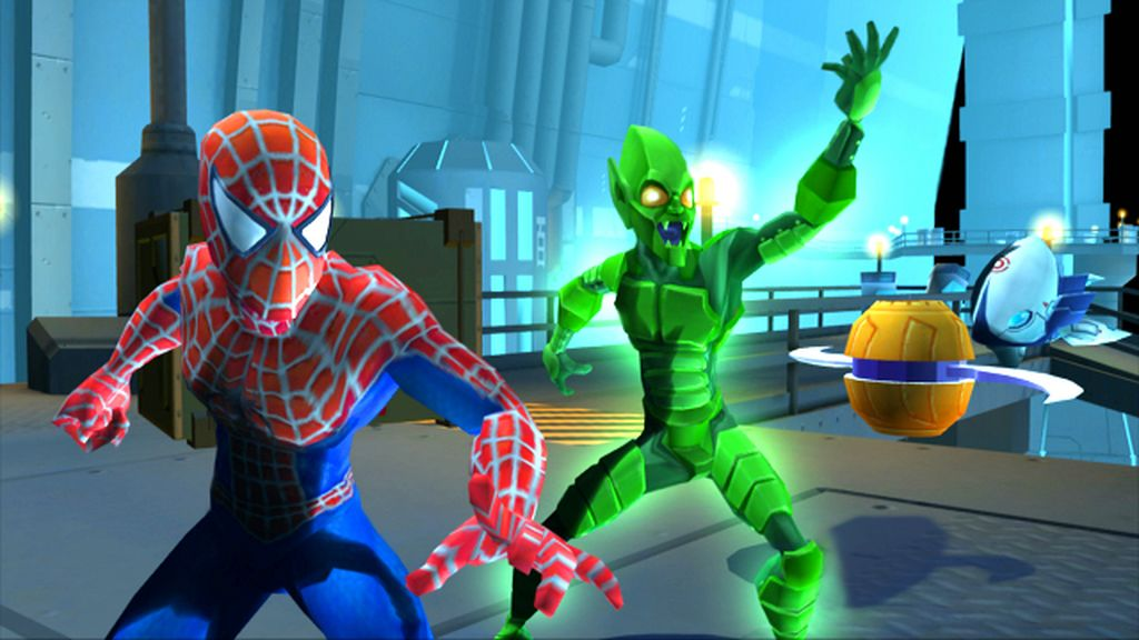 spiderman friend or foe game free  full version for pc