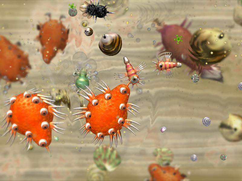 Spore creature creator launches june 17 | wired.