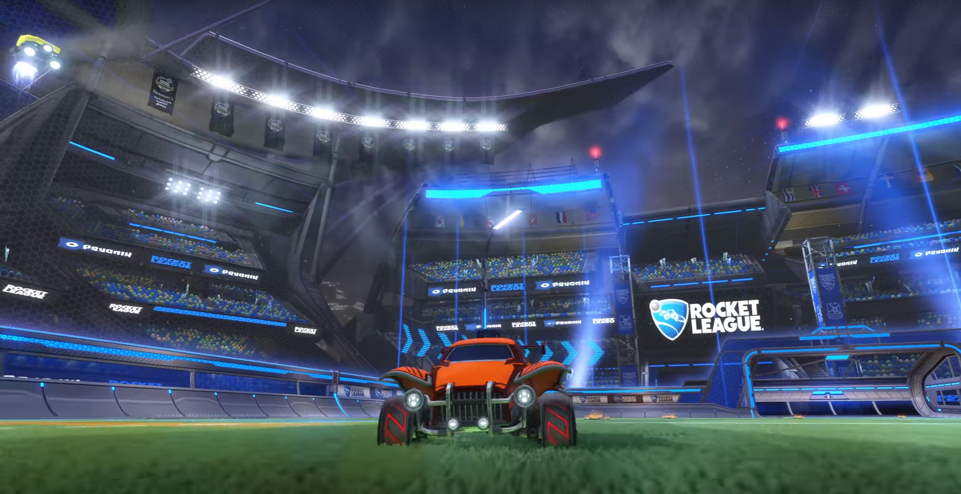 Rocket League anniversary update gives away a lot for free