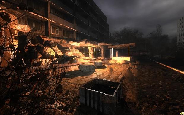 Game Mods: S T A L K E R : Shadow of Chernobyl - K10 Vision