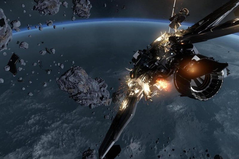 Crytek sues Star Citizen developers over game engine