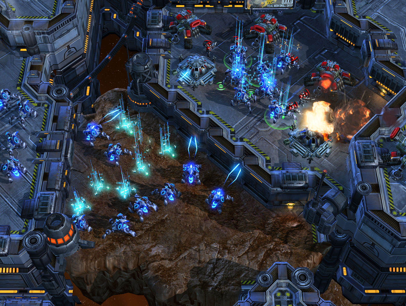Video / Trailer: Starcraft II Cinematic Trailer And