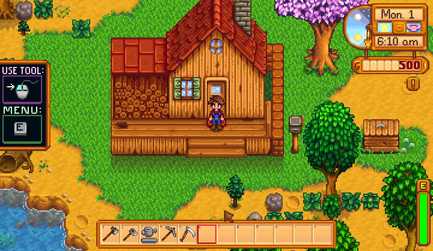 News: Stardew Valley Community Farm mod makes it big enough