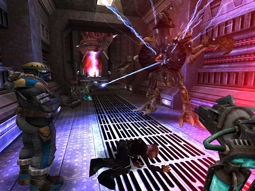 Demos: PC: Star Trek: Elite Force 2 Single-Player Demo ...