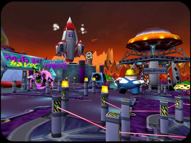 Game Patches: Sim Theme Park v. 2 | MegaGames