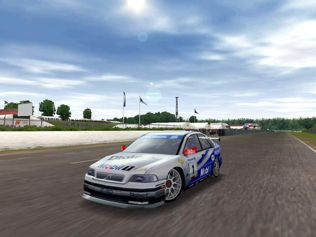 Swedish Touring Car Championship Game
