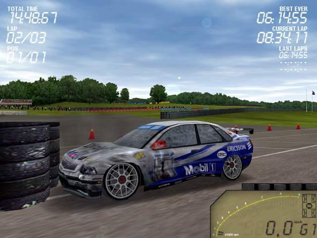 Swedish Touring Cars Champ. 2
