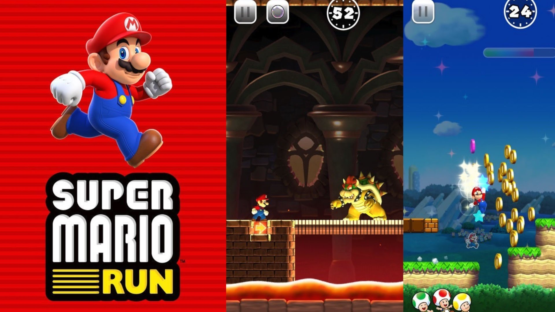 Super Mario Run hits 40m downloads in just four days