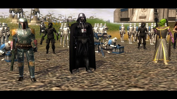 Game Mods Star Wars Empire At War Forces Of Corruption