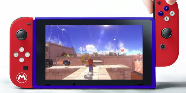 News Would You Buy A Custom Nintendo Switch Skin Megagames