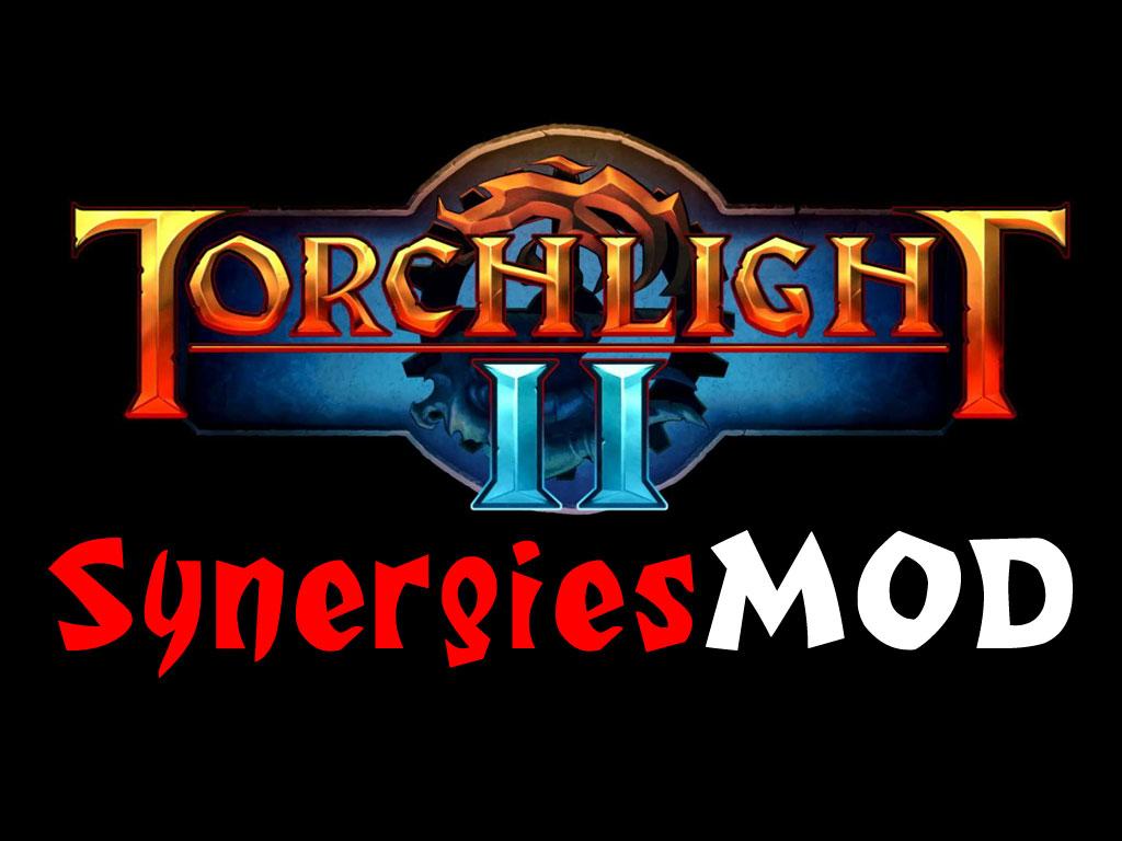 Synergies Mod скачать торрент