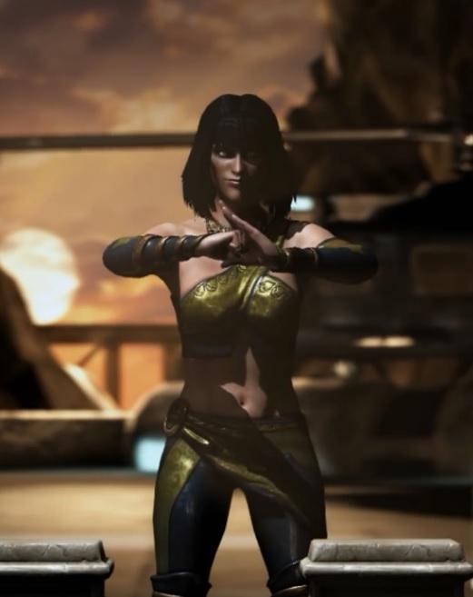 Game Mods Mortal Kombat X Npc Unlocker Tanya Mod