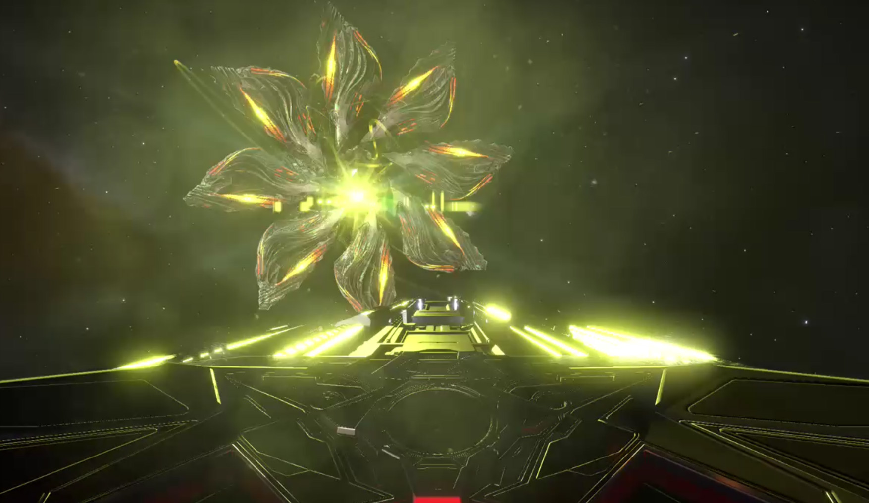 thargoids encounter