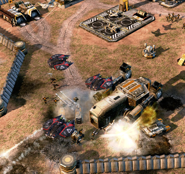 command and conquer 3 tiberium wars maps