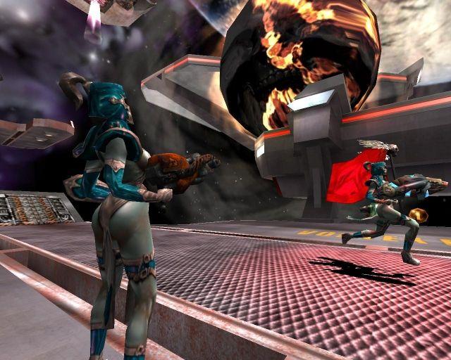 Demos: PC: Quake III Team Arena | MegaGames