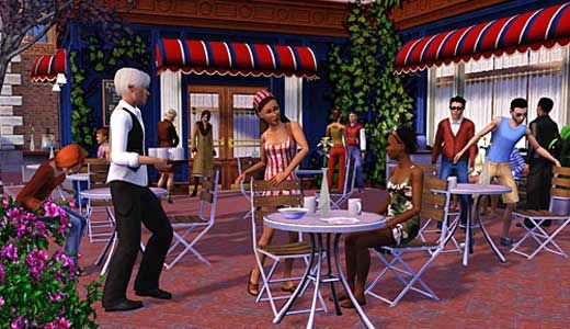 los sims 3 de cine crack no cd