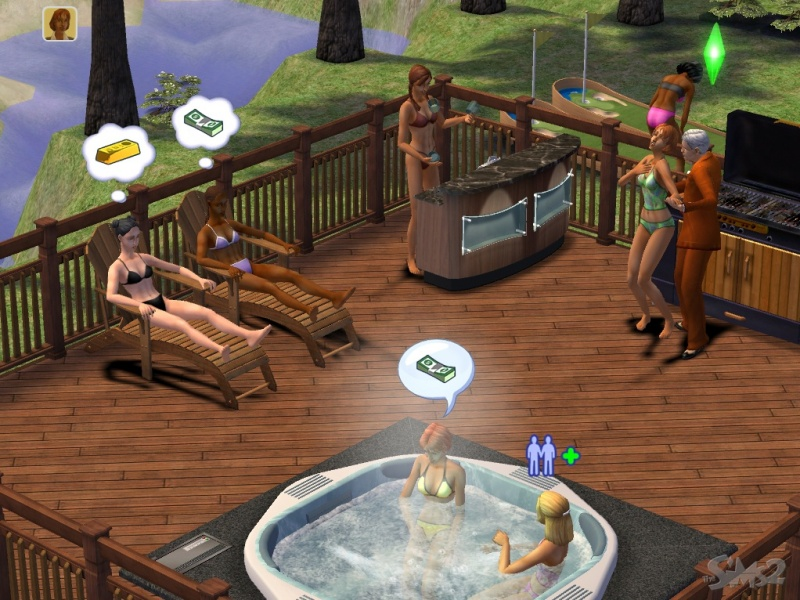 Game Patches: The Sims 2 Body Shop - MegaGames