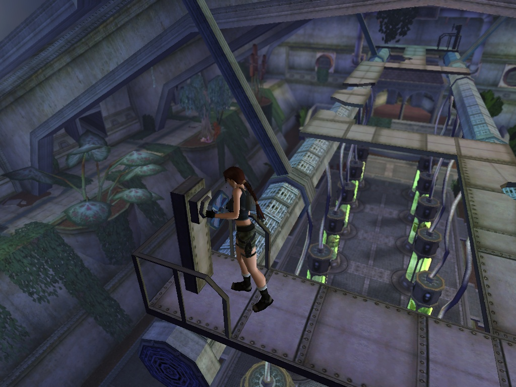 Playnow: tomb raider 2 the dagger of xian (remake demo) | pc.