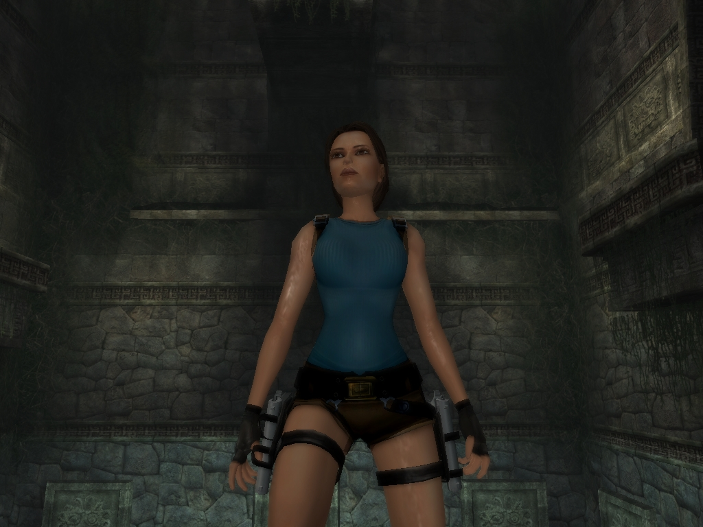 Tomb Raider Demo