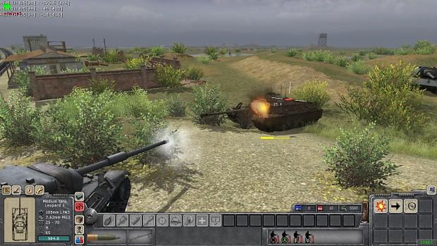 скачать игру Men Of War Cold War через торрент - фото 8
