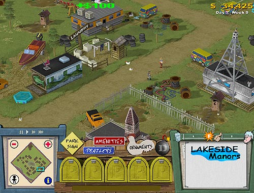 Trailer park tycoon money cheats : Winter mvt  2 from the four seasons