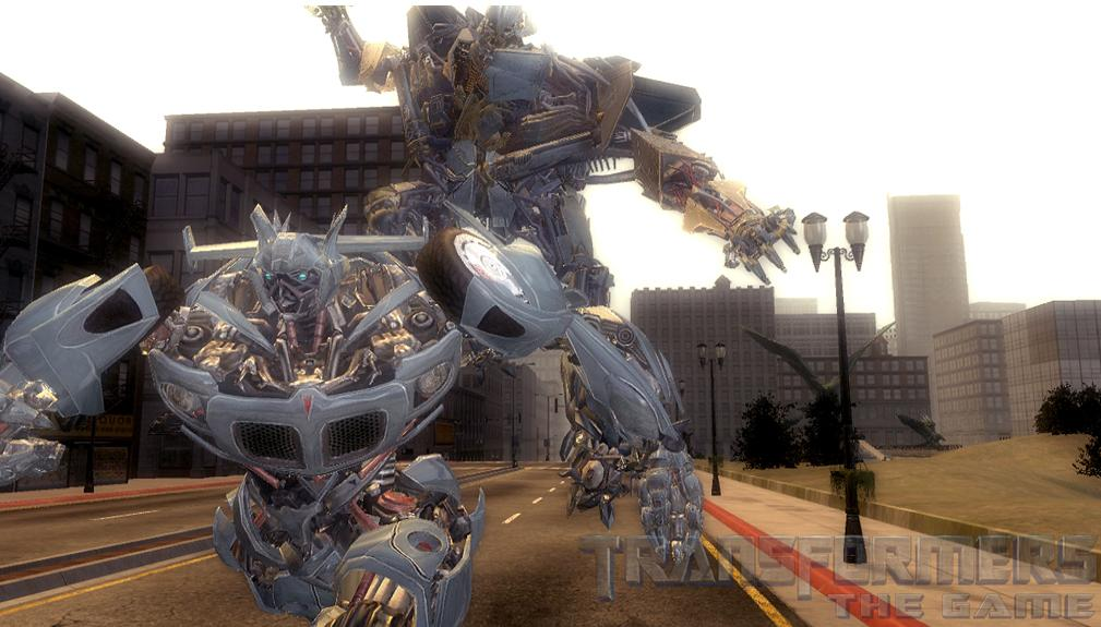 Transformers The Game - Optimus Prime vs Megatron - …
