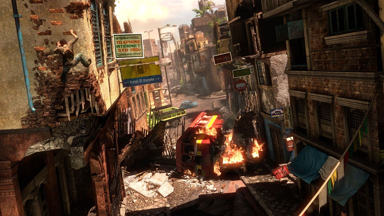 news 18 uncharted 2 screenshots and concept art leaked