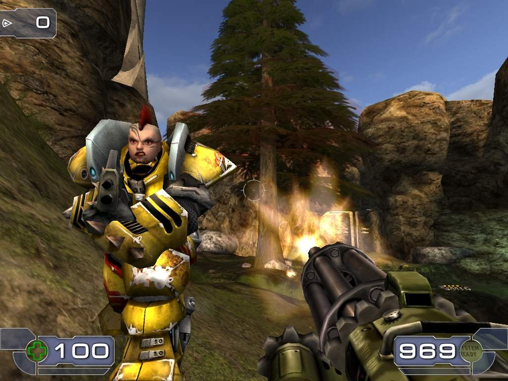 Unreal Tournament 2003 Of Game Patches Unreal Tournament 2003 Digital Extremes