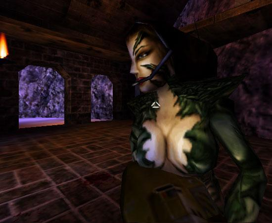 Nude unreal tournament