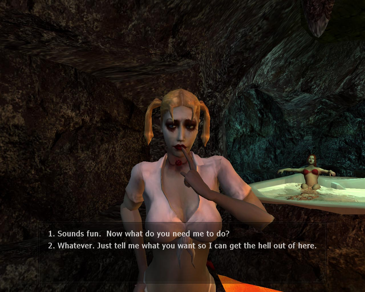 Vampire the masquerade sex mod xxx galleries
