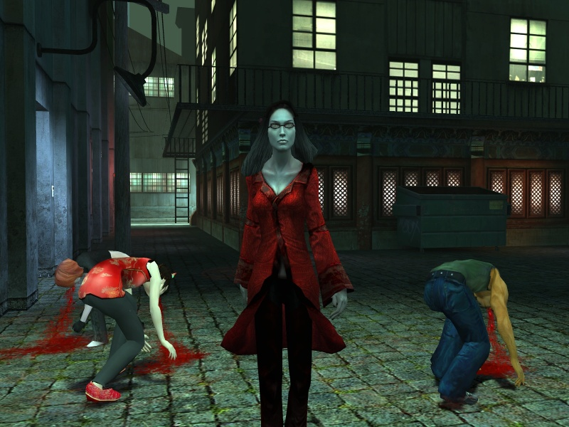 Vampire the masquerade bloodlines patch