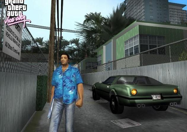 gta vice city patch version