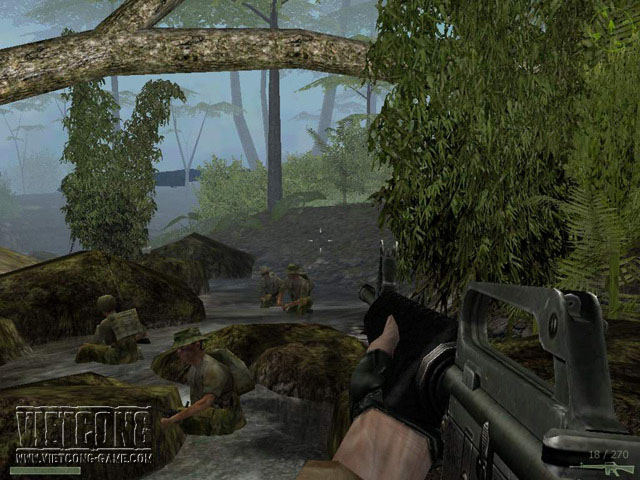 vietcong multiplayer demo