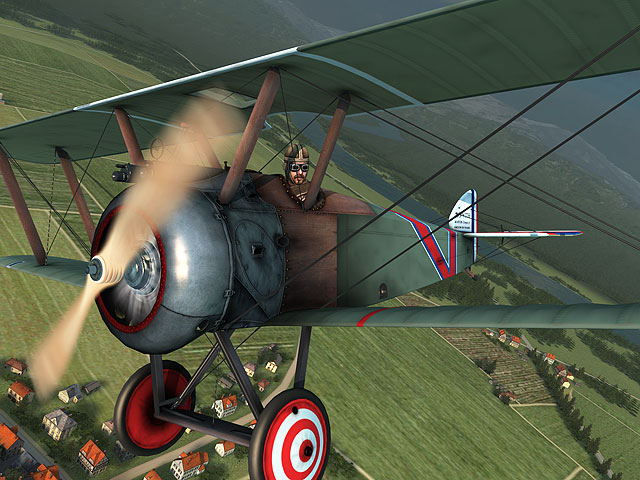 Wii U Screen Savers : S vintage aircraft d screensaver megagames