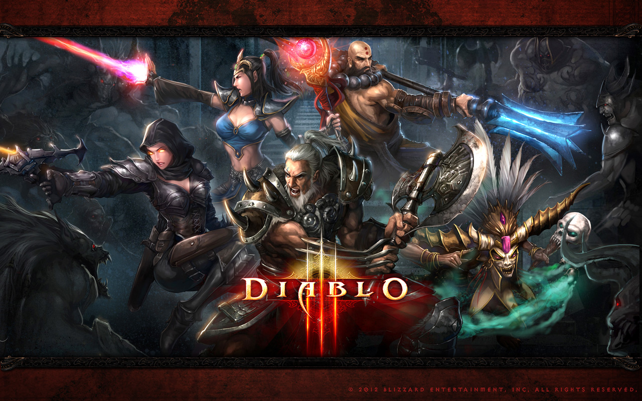 News: diablo iii starter edition now available for free | megagames.