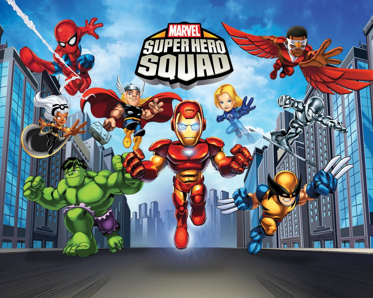 News: Marvel Super Hero Squad Sequel Officially Confirmed ...