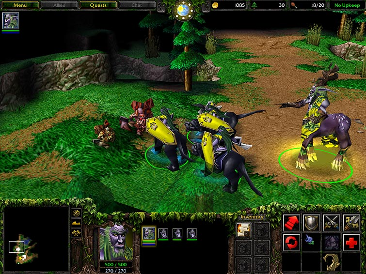 world of warcraft 3 reign of chaos full version free download