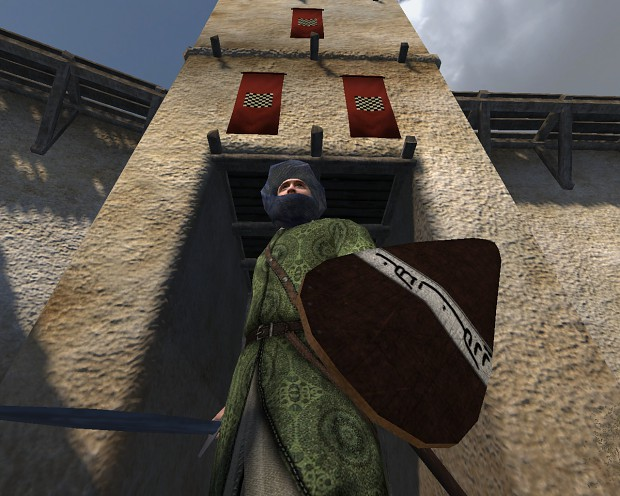 скачать мод европа 1200 на Mount And Blade Warband - фото 10