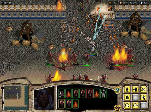 Patch de Warlords Battlecry III 103 - 08