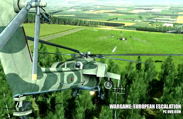 This new content, which it free, will include 7 new maps as well as a the hit rts game wargame: european