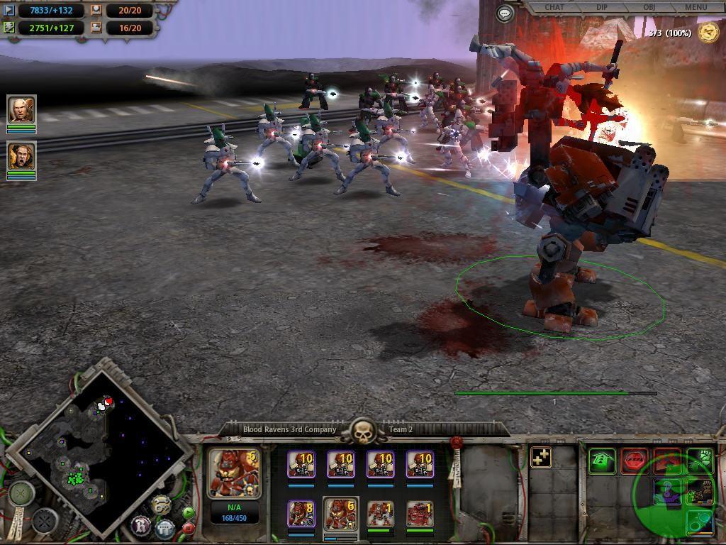 Warhammer 40000 dawn of war patch 1.3