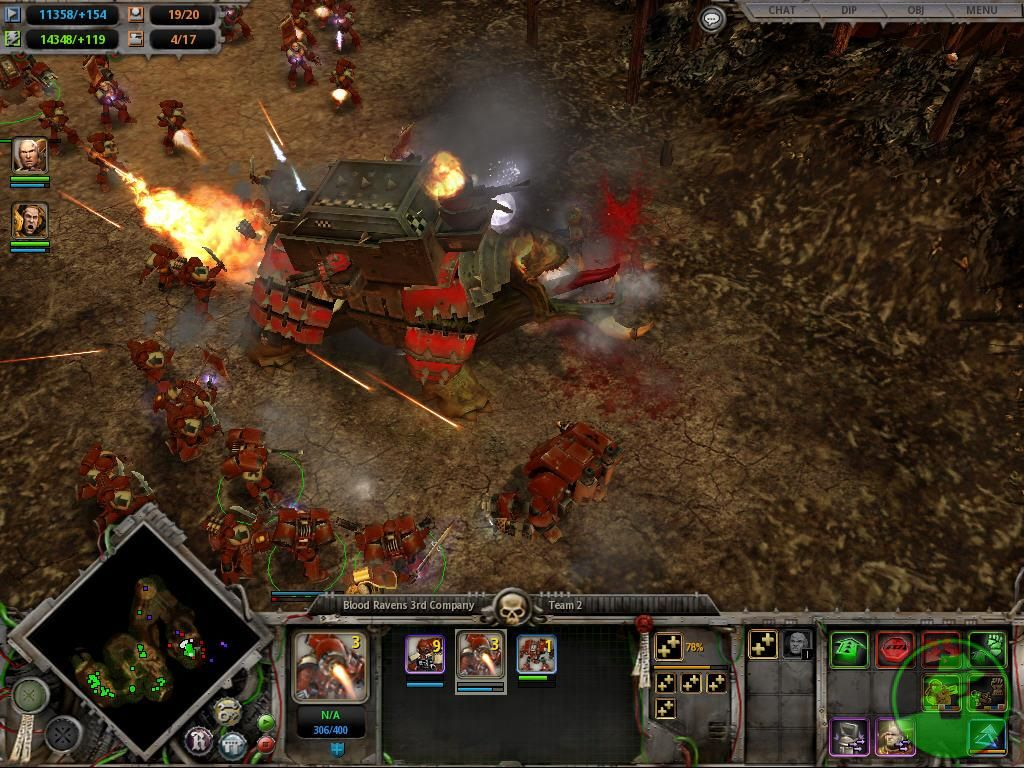 Warhammer 40000 dawn of war 2017 pc gameplay multiplayer