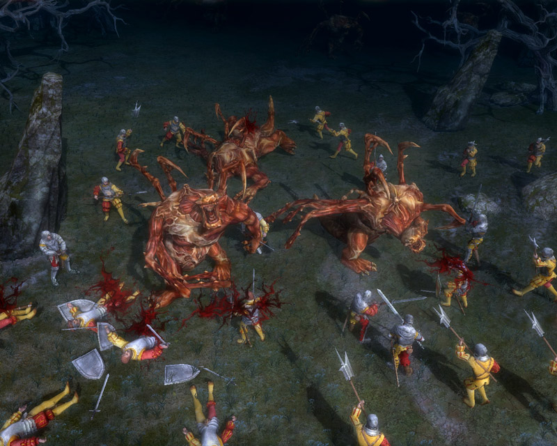 Warhammer: Mark of Chaos D2D v1.3 Patch