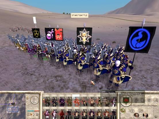 Game Mods: Rome: Total War - Warhammer: Total War | MegaGames