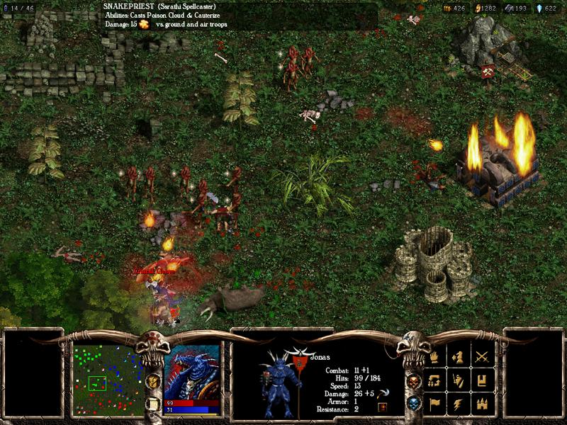 Warlords Battlecry 3 - Patch v102 French - FilePlanet