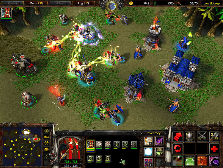 Warcraft 3 TFT 1.18 patch