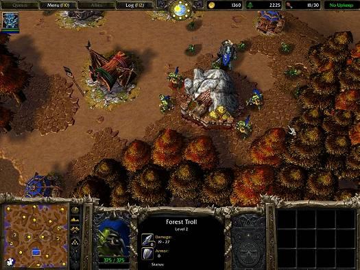 Warcraft 3 roc