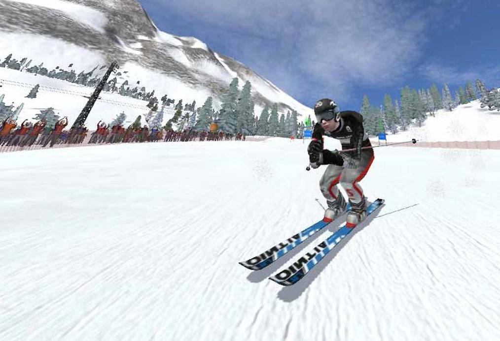 Wintersport Games