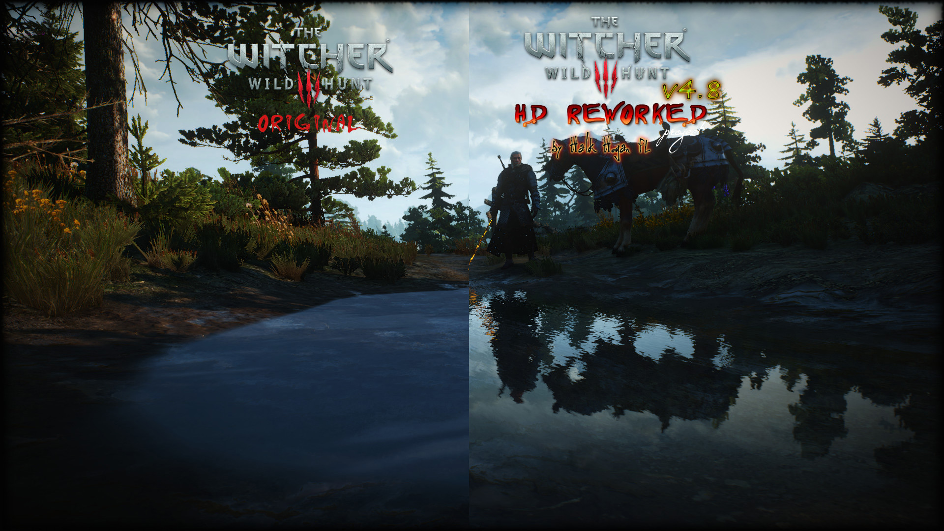 News: Witcher 3 HD Reworked makes it look better than ever