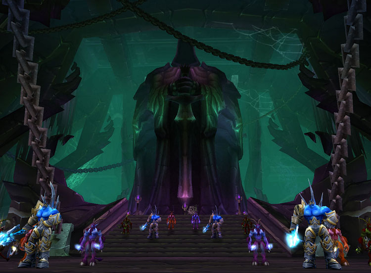 Video Trailer World Of Warcraft The Burning Crusade The Black